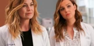 Cenas da série 'Grey's Anatomy'