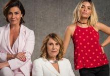 Giovanna Antonelli, Renata Sorrah e Vanessa Giácomo