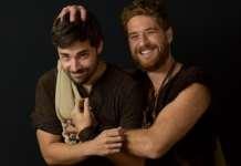 Miguel Coelho e Cirilo Luna