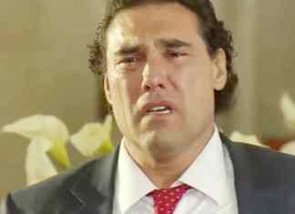 Eduardo Yáñez como José Ângelo em 'Amores Verdadeiros' (Sbt)