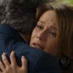 Aparício (Alexandre Borges) e Tancinha (Mariana Ximenes) em 'Haja Coração' (Globo)