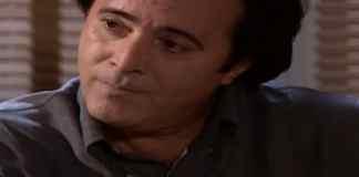 Tony Ramos interpretando Téo em 'Mulheres Apaixonadas' (Canal Viva)