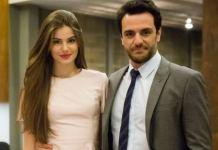 Camila Queiroz e Rodrigo Lombardi em 'Verdades Secretas' (Globo)