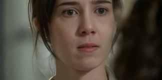Marjorie Estiano interpretando Cora em 'Império' (Globo)