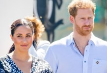 Megan Markle e príncipe Harry