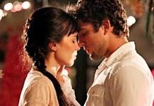 Manuela (Marjorie Estiano) e Rodrigo (Rafael Cardoso) em 'A Vida da Gente' (Globo)