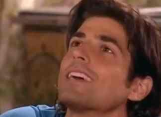 Reynaldo Gianecchini como Paco em 'Da Cor do Pecado' (Canal Viva)
