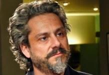 Alexandre Nero interpretando José Alfredo em 'Império' (Globo)