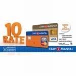 Card Avantaj: cumparaturi in magazinele online IT&C, in 10 rate, fara dobanda