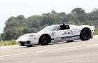 Cea mai rapida masina din lume ajunge la 455,817 km h – Video