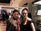 Adina Buzatu a petrecut cu lumea buna a modei la Milano si Florenta