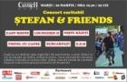 Concert punk-reggae-dub-caritabil pentru Stefan