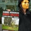 Protest al activistilor Salvati Rosia Montana la Forumul European al Aurului din Zurich