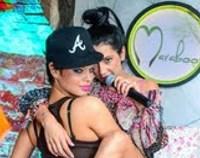 Cum se distreaza DJ Harra! Orgie cu Rihanna intr-un club!