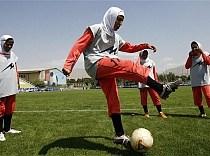 """Echipa de fotbal feminin a Iranului a fost prinsa cu """"cioara vopsita"""""""