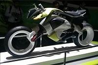Motocicleta ecologică Hero iON, conceptul de viitor al indienilor