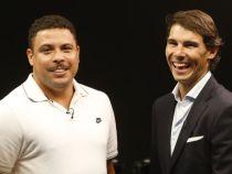 Ronaldo da Lima l-a provocat pe Rafael Nadal la o partida de poker