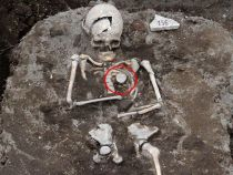 Mormantul unui vampir, descoperit in Bulgaria