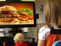 Impact negativ asupra copiilor la vizualizarea reclamelor lanturilor fast-food