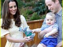 Ducesa de Cambridge vorbeste despre obsesia fiului sau pentru avioane