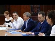 """Premierul Dacian Cioloș s-a întâlnit cu reprezentanți ai Inițiativei """"2035-Prima Generație fără Tutun"""""""
