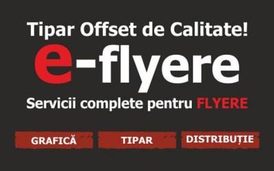 Flyere print digital