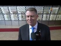 Iohannis, după întâlnirea cu Tusk: Aşteptăm o colaborare de succes pentru preşedinţia Consiliului UE