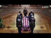 Funeraliile lui George H.W.Bush: America, temporar reconciliată