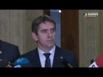 Dancă: Vom boicota şedinţele de plen de la Cameră, conduse de Dragnea şi Iordache