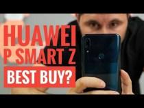 CEL MAI BUN TELEFON DE BUGET? – HUAWEI P SMART Z