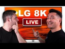 LIVE – PREVIEW SMART TV LG 8K – 75SM9900