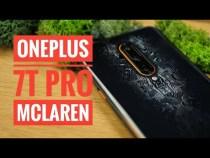 ONEPLUS 7T PRO MCLAREN!