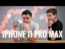 DE CE NU MERITĂ IPHONE 11 PRO MAX