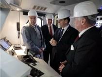 Vizita premierului Ludovic Orban la fabrica de locomotive Softronic