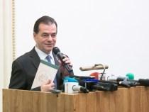 Participarea premierului Ludovic Orban la inaugurarea primului Spital Universitar Veterinar de Urgență din România, realizat cu sprijinul Guvernului, Min. Educației și Cercetării și din fonduri proprii ale USAMV București