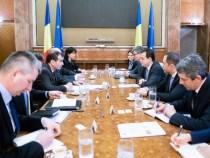 Întrevederea premierului Ludovic Orban cu Alain Pilloux, vicepreședintele Băncii Europene pentru Reconstrucție și Dezvoltare (BERD)