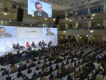 "Participarea premierului Ludovic Orban la panelul ""Eurovision Contest: A Europe that Protects"""