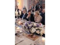 """Premierul Ludovic Orban a participat, alături de președintele Comisiei Europene, Ursula von der Leyen, la """"European Dinner"""" eveniment organizat de Conferința pentru Europa, în marja Conferinței de Securitate de la München"""