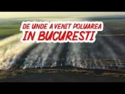De unde a venit poluarea în București (08.04.2020)