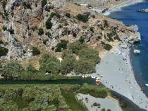 Românca cu Covid din Grecia a ajuns în Creta cu o cursă charter spre Heraklion