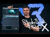 Laptop mai rapid ca un desktop – ASUS STUDIOBOOK PRO X
