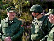 Lukașenko anunță închiderea granițelor cu Polonia și Lituania