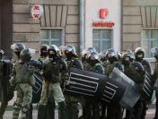 Sute de arestări după un alt protest de amploare în Belarus
