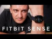 """Cel mai """"dotat"""" Smartwatch – Fitbit Sense"""
