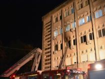 Incendiu, Neamț. Funcționarea defectuoasă a aparaturii medicale, investigată de procurori