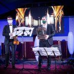 Violonistul Alexandru Tomescu conectează românii de pretutindeni prin muzică