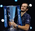 Daniil Medvedev a câştigat Turneul Campionilor | VIDEO