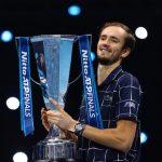 Daniil Medvedev a câştigat Turneul Campionilor   VIDEO