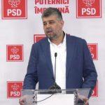 PSD depune moțiune de cenzură împotriva Guvernului Florin Cîțu