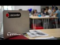 PODCAST Cum a apărut Recorder
